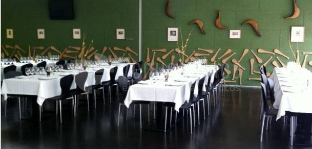 Sala principal, eventos de empresa, fietas de cumpleaños en el Restaurante Casa Alcaide