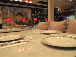 Interior 13 en Restaurante Mazah