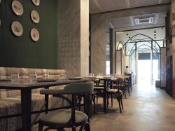 Interior 11 en Restaurante Mazah