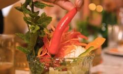 Menú 17 en Restaurante Mazah
