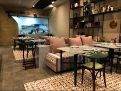 Interior 10 en Restaurante Mazah