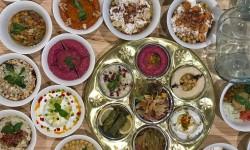 Menú 1 en Restaurante Mazah