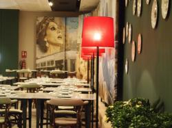Interior 12 en Restaurante Mazah