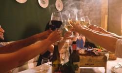 Montaje 4 en Restaurante Mazah