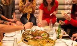 Montaje 1 en Restaurante Mazah