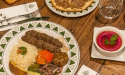 Menú 6 en Restaurante Mazah