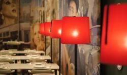 Interior 8 en Restaurante Mazah