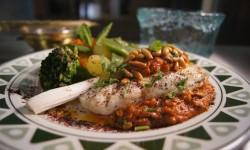 Menú 2 en Restaurante Mazah
