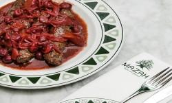 Menú 23 en Restaurante Mazah