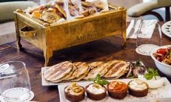 Menú 32 en Restaurante Mazah