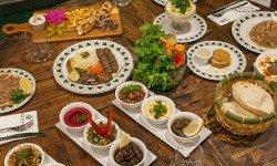 Menú 8 en Restaurante Mazah
