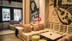 Interior 9 en Restaurante Mazah