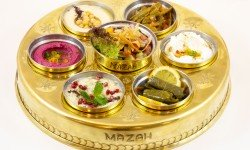 Menú 4 en Restaurante Mazah