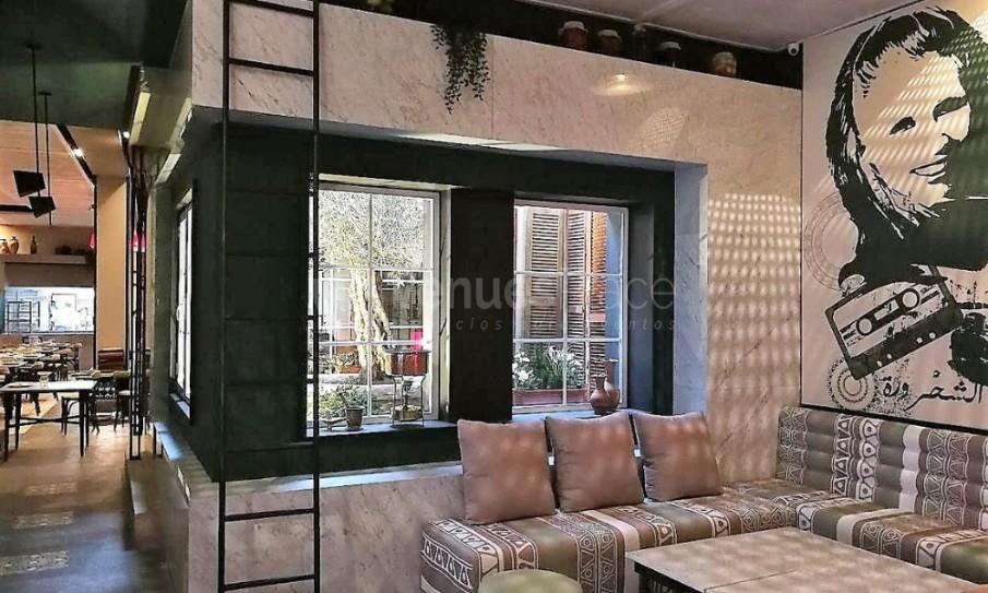 Interior en Restaurante Mazah