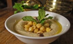 Menú 9 en Restaurante Mazah