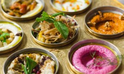 Menú 25 en Restaurante Mazah