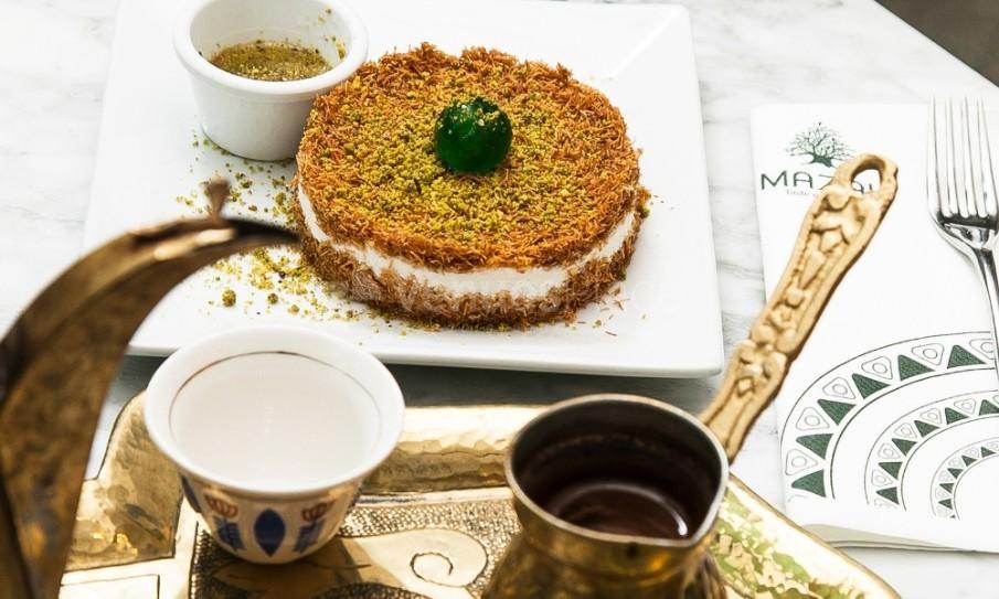 Menú 19 en Restaurante Mazah