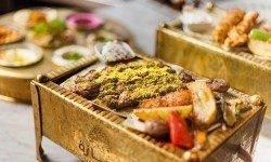 Menú 22 en Restaurante Mazah