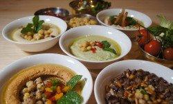 Menú 13 en Restaurante Mazah