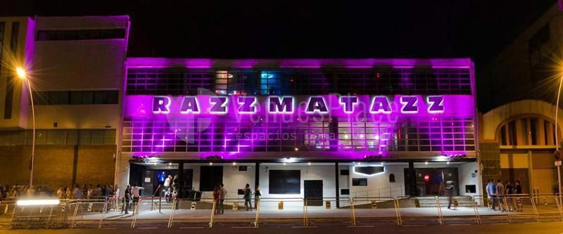 Exterior 1 en Sala Razzmatazz