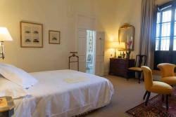 Dormitorio en Palacio Santa Cristina