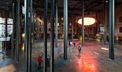 Interior en AZ Azkuna Zentroa