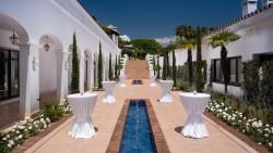 Terraza en The Westin La Quinta Golf Resort & Spa