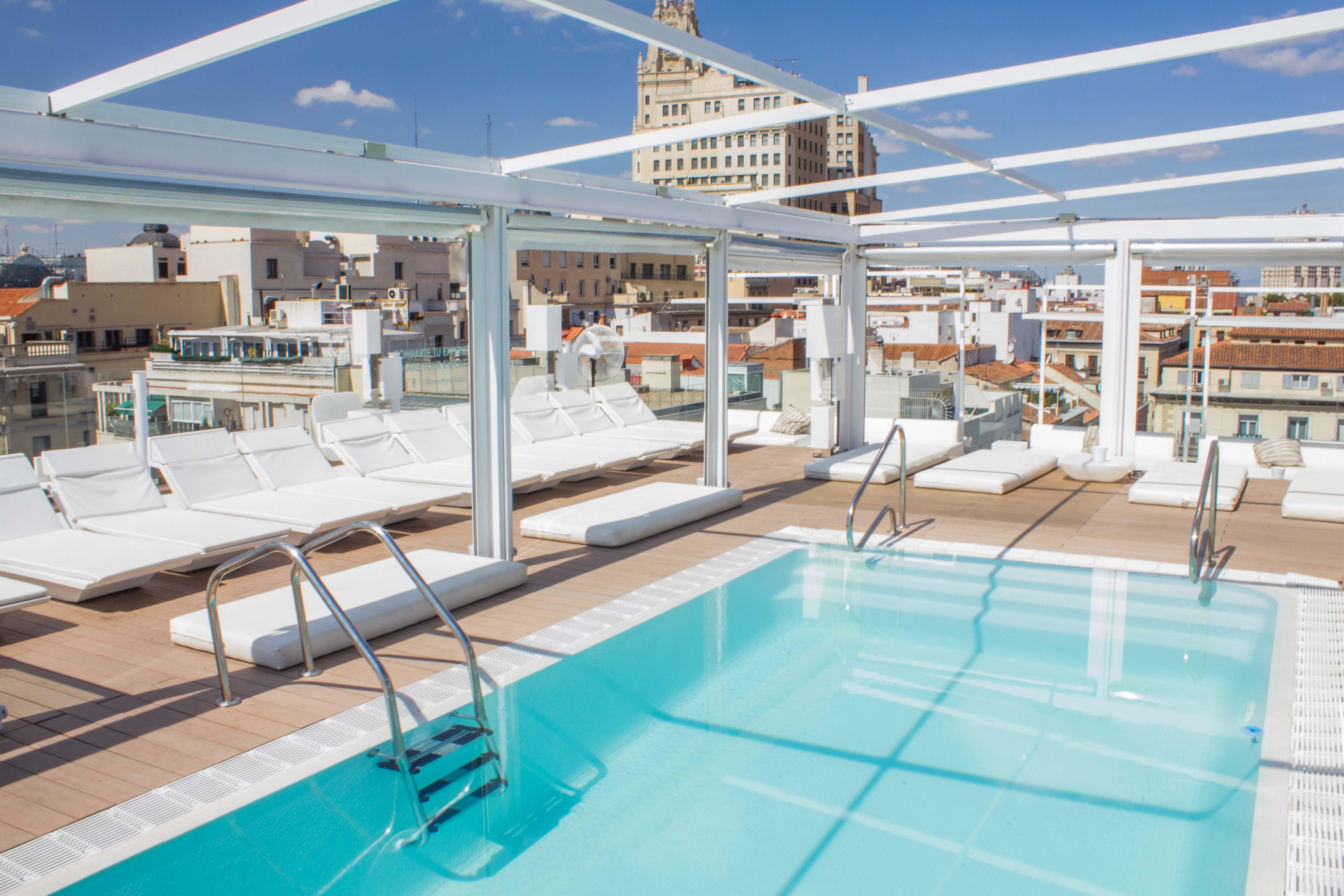 Hotel Room Mate Oscar Sala Prive