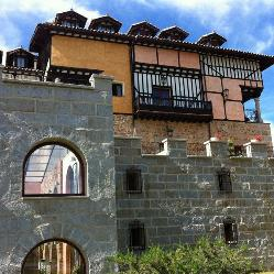Abadía Los Templarios en Provincia de Salamanca