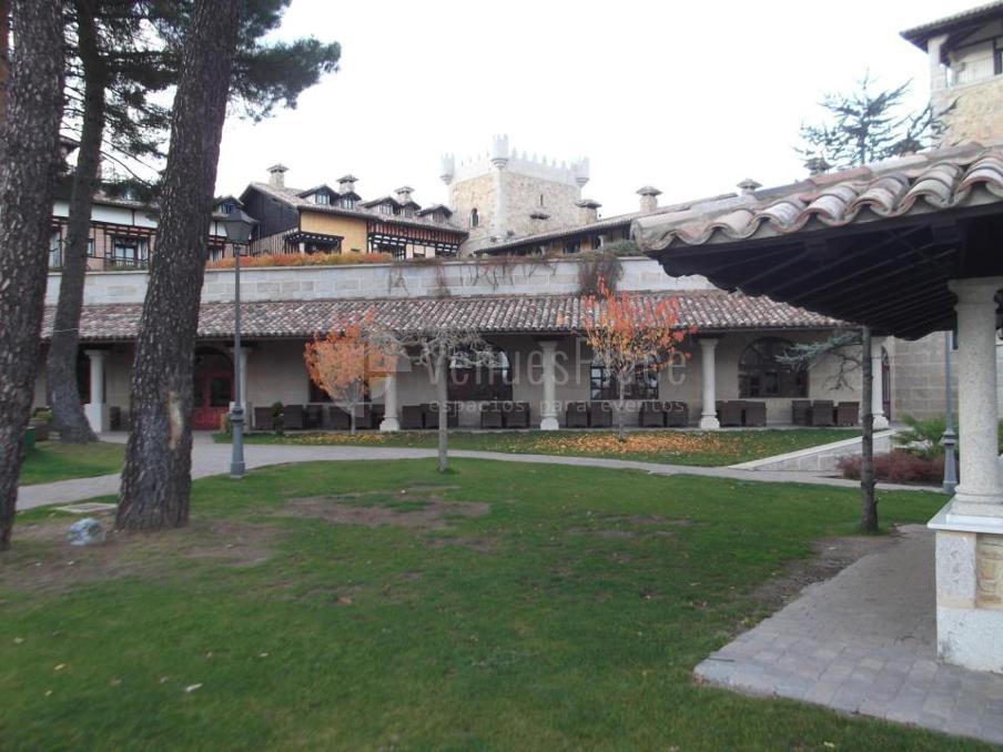 Abadía Los Templarios