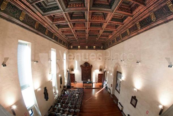 Interior 30 en Palau Balmes