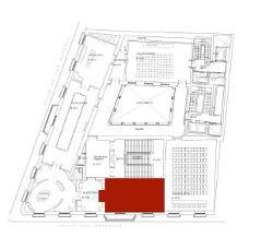 Ubicación Salón Luis XV