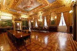 Comedor de Gala en Palacio de Santoña