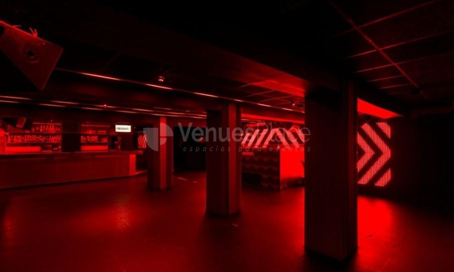 Sesiones fotográficas en Oven Club Centro