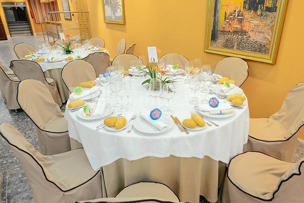 Hotel Santa Rosa cuidamos los detalles para su boda