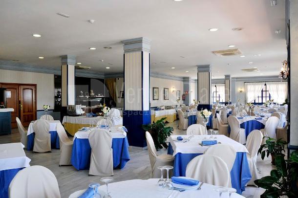 Hotel Santa Rosa Restaurante dieta mediterránea