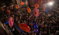 Fiesta en Discoteca Aliatar