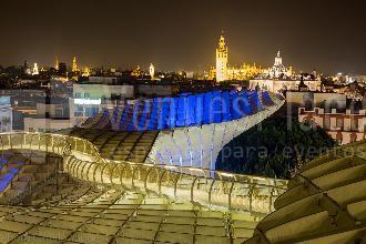 Fiestas de graduación para Metropol Eventos Sevilla