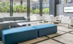Interior Ilunion Aqua 4*