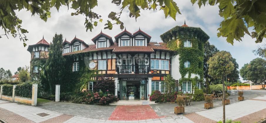Exterior 15 en Hotel Torres de Somo****