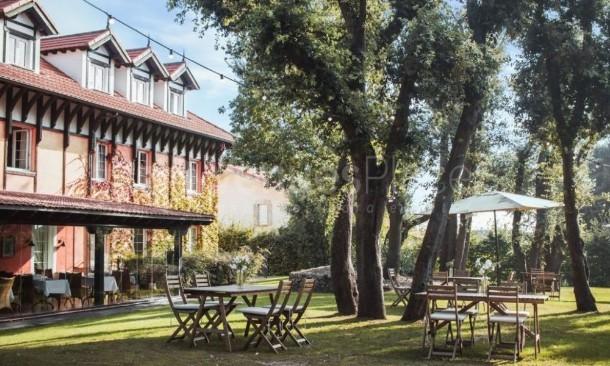 Exterior 5 en Hotel Torres de Somo****