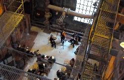 Interior ENE. Museo Nacional de la Energía