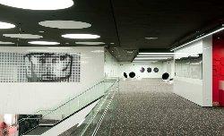 Interior 6 en Hotel Barceló Sants