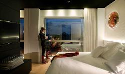 Interior 3 en Hotel Barceló Sants
