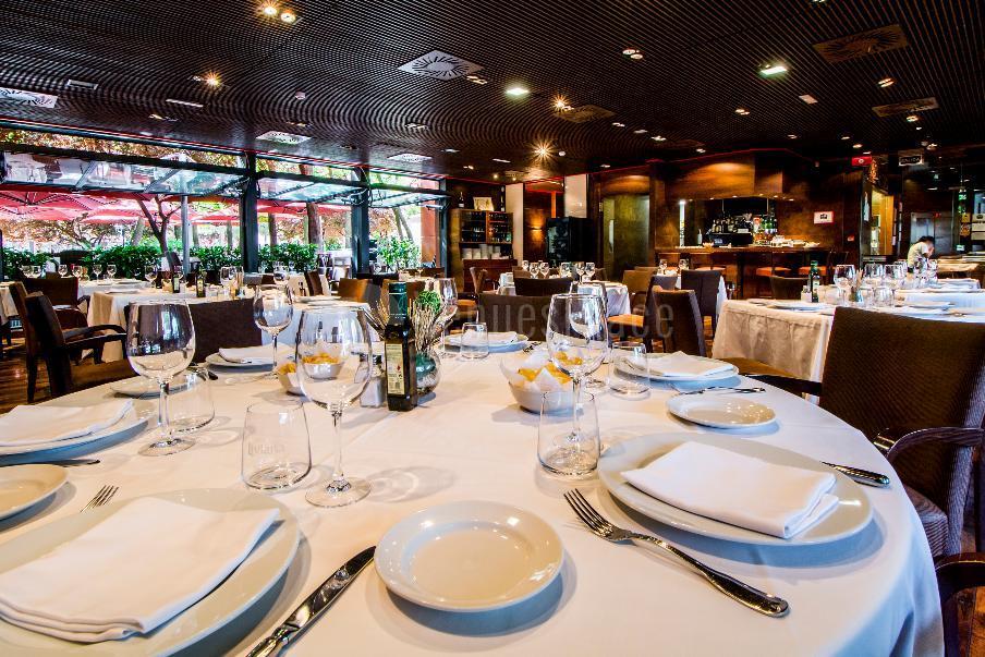 Eventos con la mejor gastronomía en Restaurante Casa Narcisa Business Area Madrid - Grupo La Máquina
