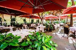 Terraza para eventos sociales y de empresa  Restaurante Casa Narcisa Business Area Madrid - Grupo La Máquina