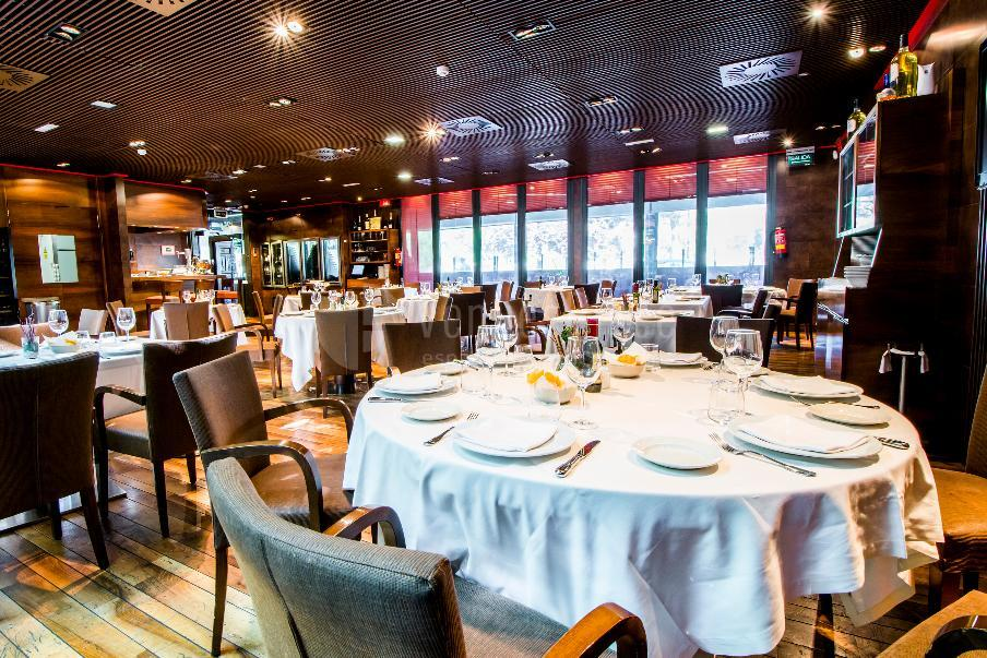 Eventos en el centro de Madrid en Restaurante Casa Narcisa Business Area Madrid - Grupo La Máquina