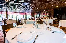 Montajes para eventos sociales y corporativos en Restaurante Casa Narcisa Business Area Madrid - Grupo La Máquina