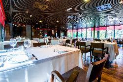 Fiestas de navidad exclusivas en Restaurante Casa Narcisa Business Area Madrid - Grupo La Máquina