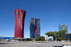 Hotel Santos Porta Fira en Provincia de Barcelona